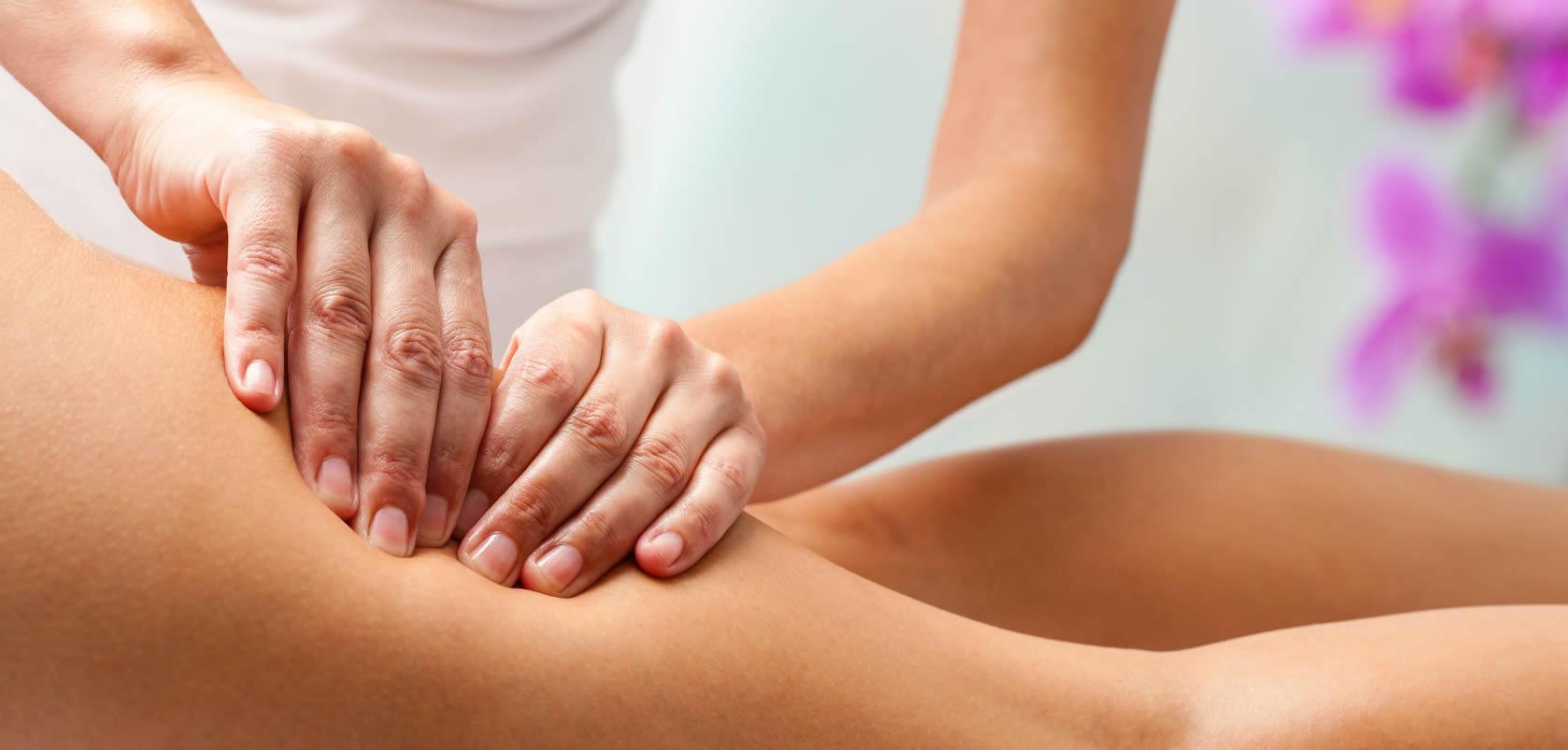 Как правильно делать массаж от целлюлита