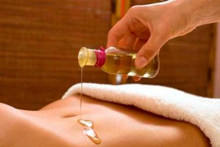Лечение растяжек от беременности оливковым маслом